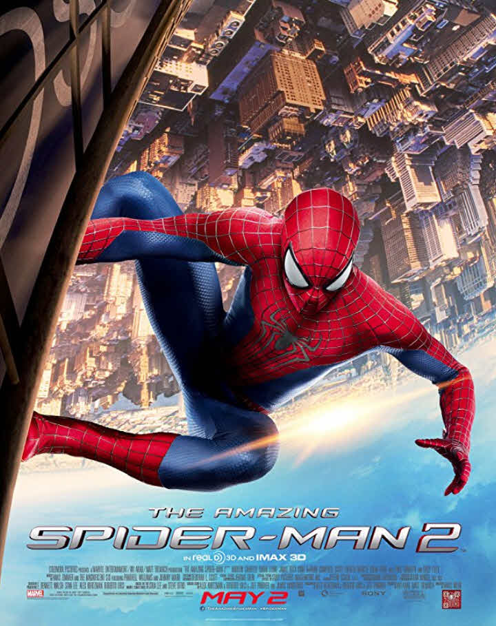 فيلم The Amazing Spider Man 2 2014 مترجم
